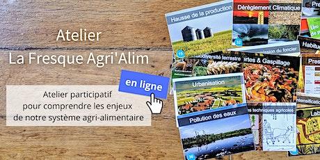 La Fresque Agri'Alim - En Ligne billets
