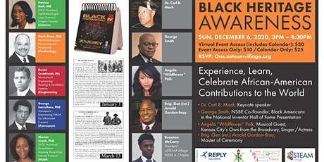 aSTEAM Village NSBE Jr. Black Heritage Awareness Celebration tickets