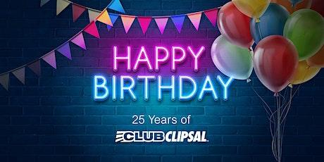 Bunbury Club Clipsal 25th Birthday Celebration tickets