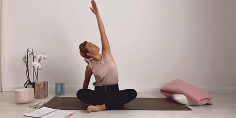 6 Week Pregnancy Course with EarthandPurpose Yoga tickets
