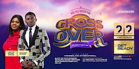 31st December Crossover Night tickets
