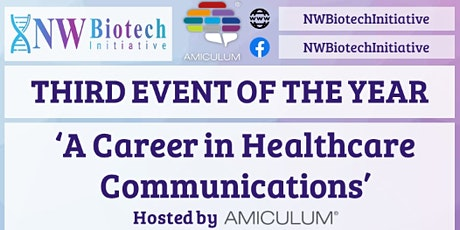 A career in healthcare communications tickets