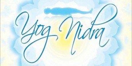 Yoga Nidra_Meditation for a better sleep Tickets