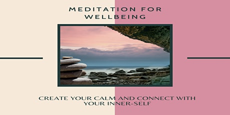 Meditation for Wellbeing tickets