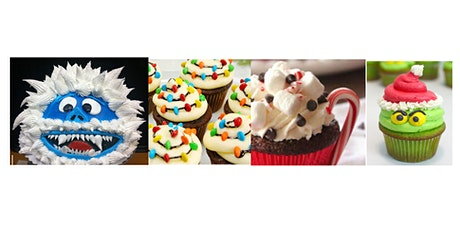 Christmas Cupcake Decorating at the One tickets