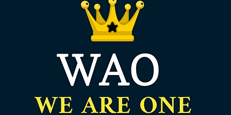 First Annual WAO Ceremony tickets