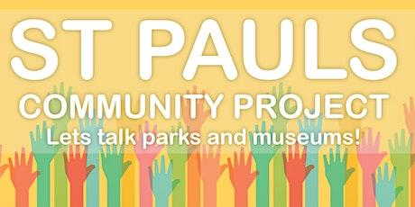 St Pauls Community Project tickets