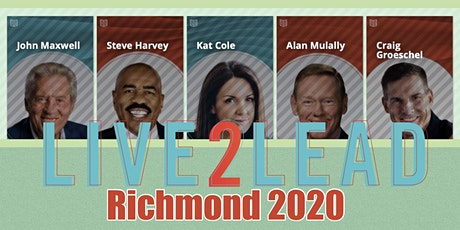 LIVE2LEAD-Richmond 2020 tickets