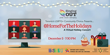@HomeForTheHolidays tickets