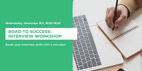 Road to Success: Interview Workshop With E2E tickets