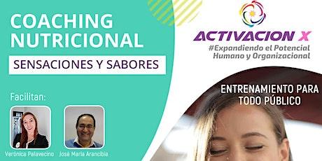 Sensaciones y Sabores - Coaching Nutricional entradas