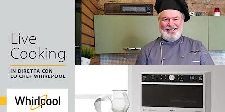 """Corso di Cucina """"DOLCI LIEVITATI"""" con Microonde Whirlpool  Winter Edition biglietti"""