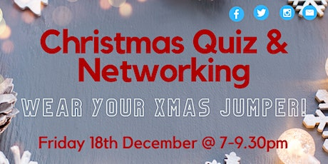 Christmas Quiz & Networking tickets