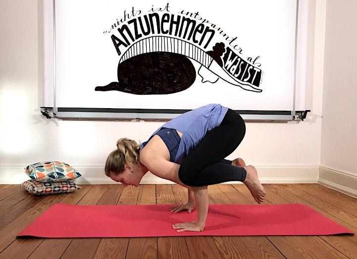 Yoga@Home: Bild