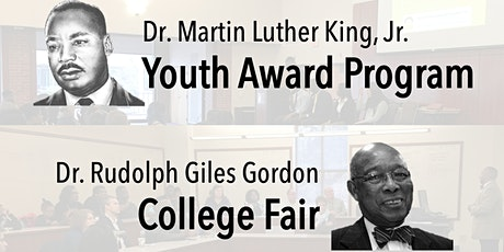 2021 Rudolph G. Gordon College Fair (part of MLK Youth Award Program) tickets