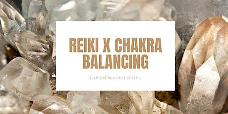 FREE Reiki x Chakra Balancing: Self-Heal Your Energy Field tickets