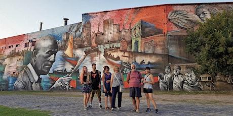 Sábado de Walking Tour en Barracas, las mil caras del sur profundo entradas