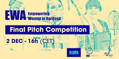 EIT Food EWA Final Pitch Competition tickets