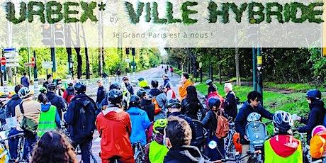 2è étape du tour à vélo des aménagements cyclables du Grand Paris billets