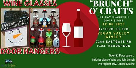 "A ""Brunch"" of Crafts @ Vegas Valley Winery tickets"