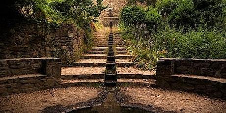 Ruta Collserola. de Vallvidrera a La Font de la Bulladera entradas