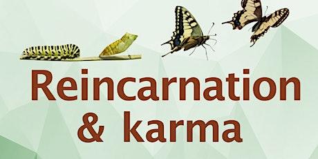 Reincarnation and karma - Online Theosophy Talks tickets