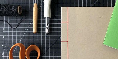 Intro to Bookbinding tickets
