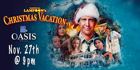 National Lampoon's Christmas Vacation (1989) tickets