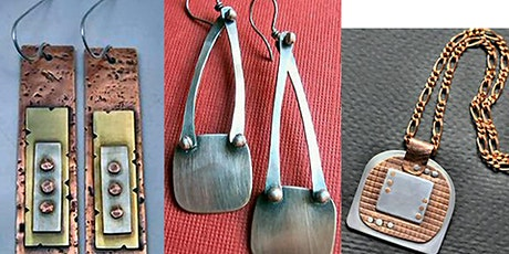 METALSMITHING- COLD CONNECTIONS: Riveting Basics,Monday,Mar 8,3:00-6:00 pm tickets