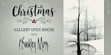 Christmas Gallery Open House with P Buckley Moss tickets