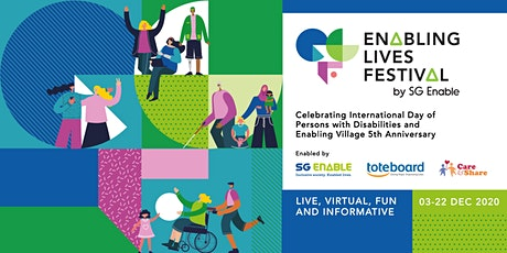 Enabling Lives Festival tickets