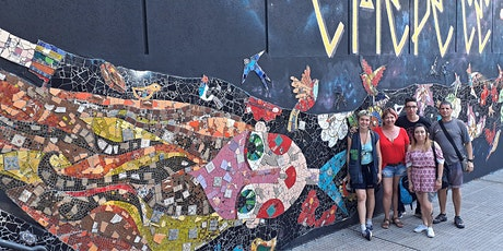 Domingo de Walking Tour Coghlan: arte urbano, paz suburbana entradas