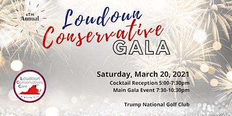 4th Annual Loudoun Conservative Gala tickets