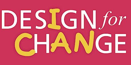 """Design for change - Conectamos con nuestras capacidades: El desafío """"I can! entradas"""