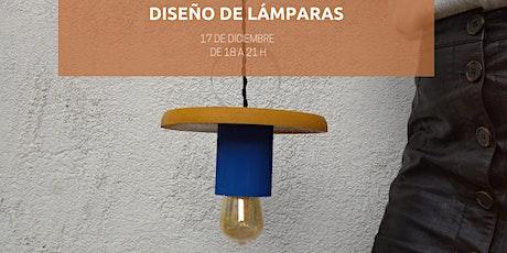 Taller de diseño de lámparas entradas