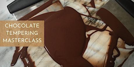 Chocolate Tempering Masterclass tickets