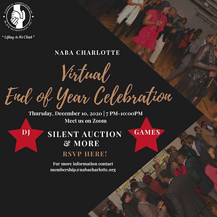 NABA Charlotte End of Year Celebration image
