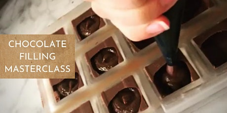 Chocolate Fillings Masterclass tickets