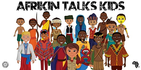 AFRIKIN Talks Kids tickets