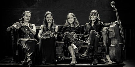 Musicivic Everywhere visits Twin Forks for Quartet Salonnières:  (Fri 7:30) tickets