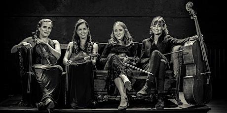 Musicivic Everywhere visits Twin Forks for Quartet Salonnières:  (Fri 7:30)