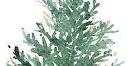 Mixed Media :  Gouache & Watercolor / Tree tickets