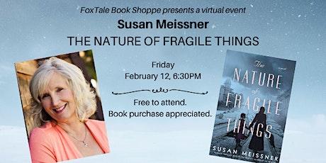 Susan Meissner Virtual FoxTale tickets