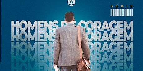 IASD MARCO - Quarta-feira - Série: Homens de Corag ingressos