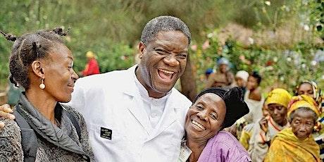 E' nata l'Associazione Amici del dott. Mukwege biglietti