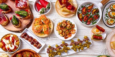A Taste of Spain (Tapas with YGP) tickets