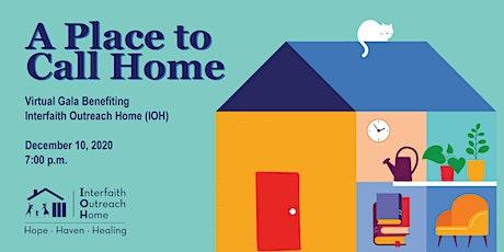 Interfaith Outreach Home Virtual Gala 2020 tickets
