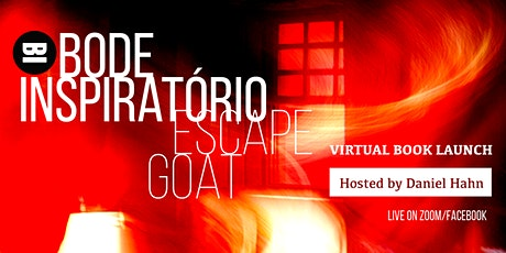 Bode Inspiratório / Escape Goat Virtual Book Launch tickets