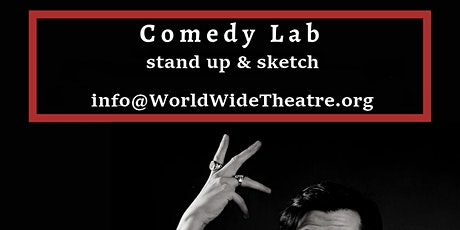 COMEDY LAB scrittura comica & stand up tickets