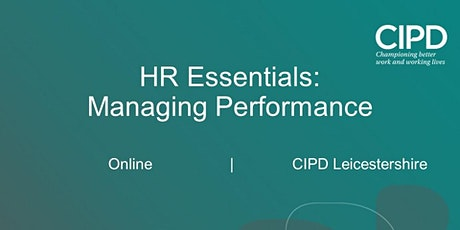 HR Essentials - Managing Performance tickets
